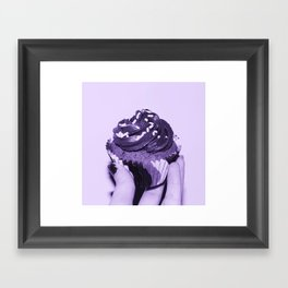 cussy2 Framed Art Print
