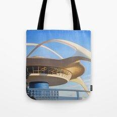 LAX Geometry Tote Bag