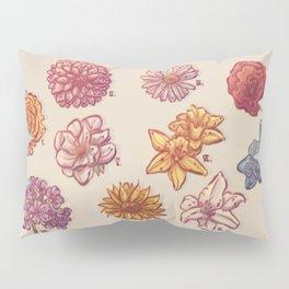 10 Flowers Pillow Sham