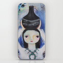 Pottery iPhone Skin