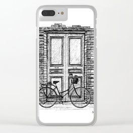 countryside Clear iPhone Case