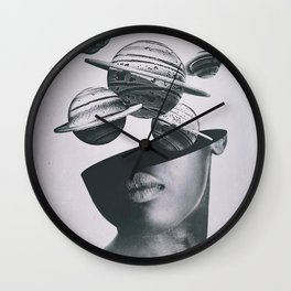The Origin Wall Clock