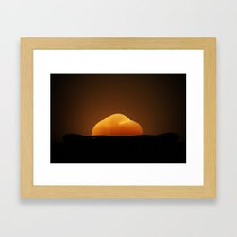 Waxmound Framed Art Print