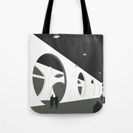 Louis Kahn in Dacca Tote Bag