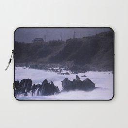 Typhoon in Japan #3 Laptop Sleeve