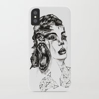 evolution iPhone & iPod Cases featuring Evolution by LNNDESIGN