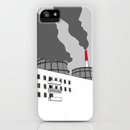 Style of Modernity iPhone Case