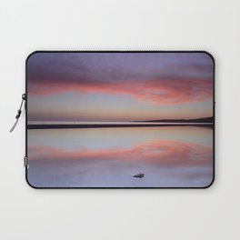 """Purple....."" Tarifa beach. Laptop Sleeve"