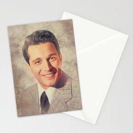 Perry Como, Music Legend Stationery Cards