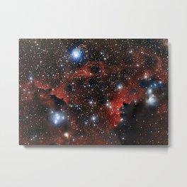 Seagull Nebula (IC 2177) Metal Print