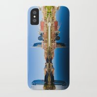 nashville iPhone & iPod Cases featuring Nashville by GF Fine Art Photography