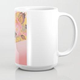 Jungle Blossoms Coffee Mug