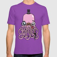 Oh Crab! Mens Fitted Tee Ultraviolet MEDIUM