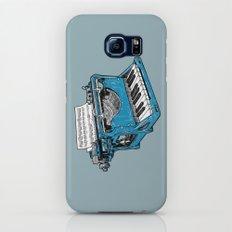 The Composition - Original Colors. Slim Case Galaxy S6