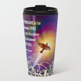 Set Free Travel Mug
