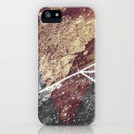 Tri-Mou iPhone Case