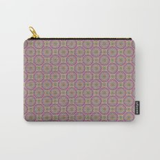 Concentric Circles Carry-All Pouch