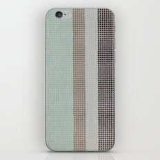 Right To the Wall iPhone & iPod Skin