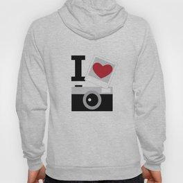 I love camera Hoody