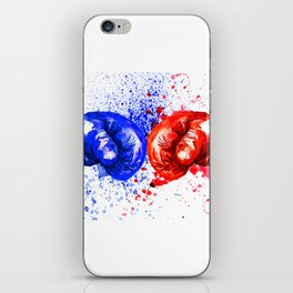 Boxing Gloves iPhone Skin