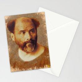 Gustav Klimt, Artist Stationery Cards