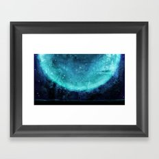 Sky of Wonder Framed Art Print