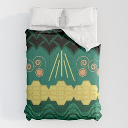 Rainforest HARMONY pattern Comforters