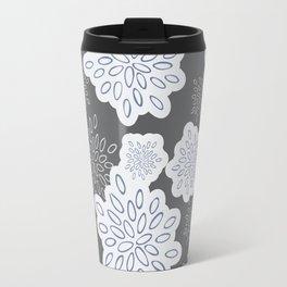 Starburst Flower Power Travel Mug