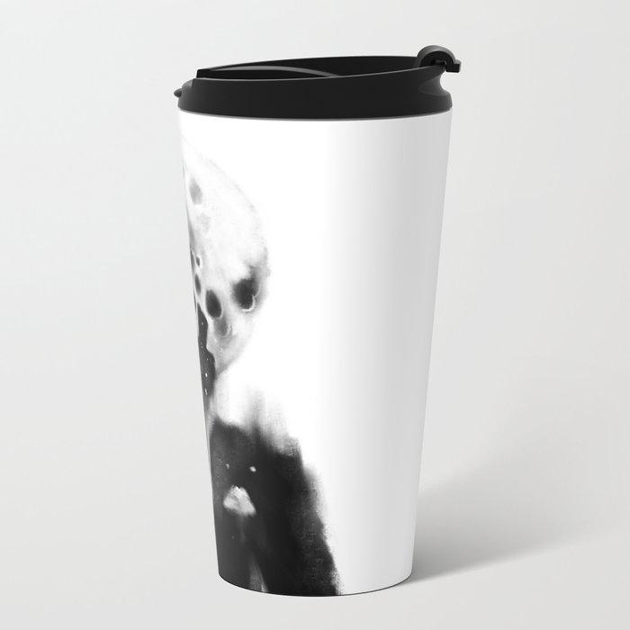 I Need Space Metal Travel Mug