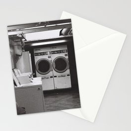 clean laundry Stationery Cards