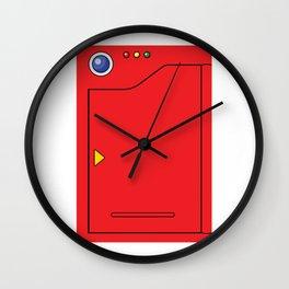 Pokedex Wall Clock