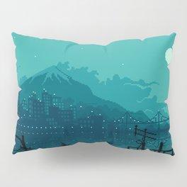 Dark Harbor Pillow Sham