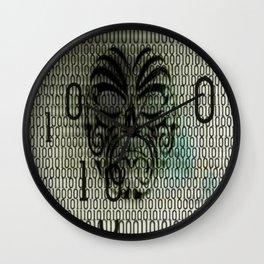 Mata Ki Wall Clock