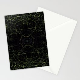 Psychedelic Moss II Stationery Cards
