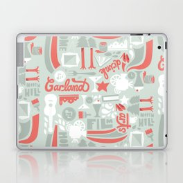 Garland Pattern Laptop & iPad Skin