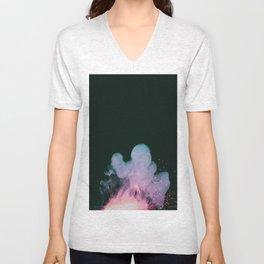 Purplish Smoke Unisex V-Neck