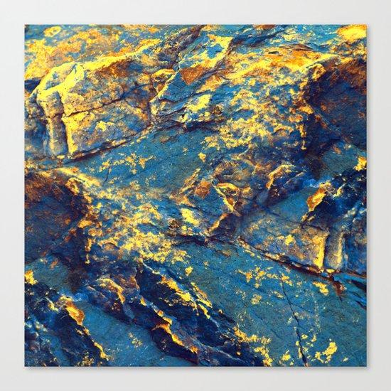 GOLDMINE Canvas Print