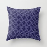 geo Throw Pillows featuring GEO by Audule