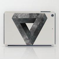 lunar iPad Cases featuring Lunar by Wharton