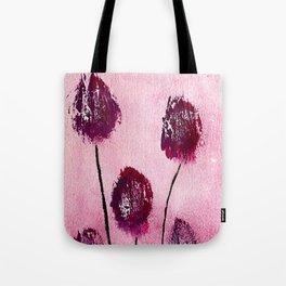 Tache Amaranth Tote Bag