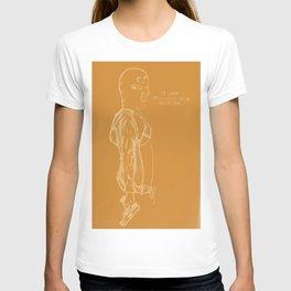 Spring Breakers/Vampire Weekend (Orange) T-shirt