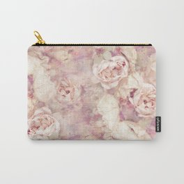 FADED ROSES Carry-All Pouch