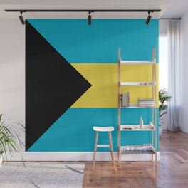 Flag: The Bahamas Wall Mural