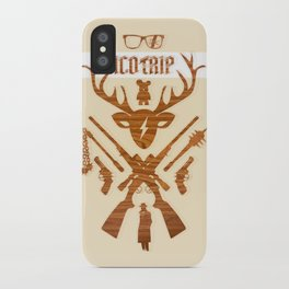 Inside icotrip #1 iPhone Case