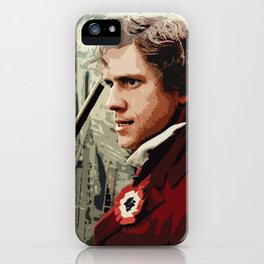 Enjolras 3 iPhone Case