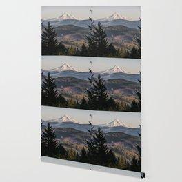 PNW Mount Hood Adventure II Wallpaper