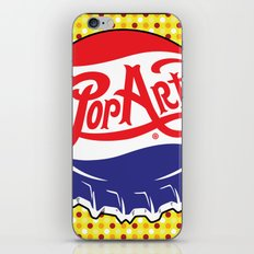 POP Art iPhone Skin