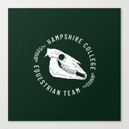 Hampshire Equestrian Canvas Print