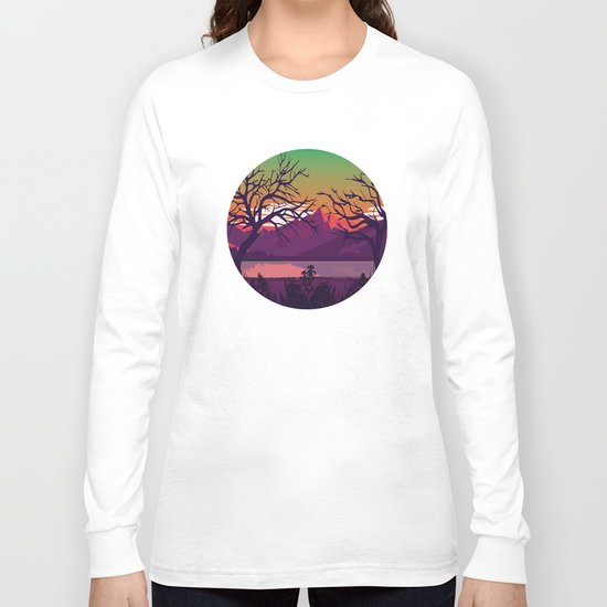 My Nature Collection No. 12 Long Sleeve T-shirt