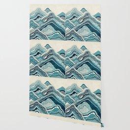 Blue Hike Wallpaper